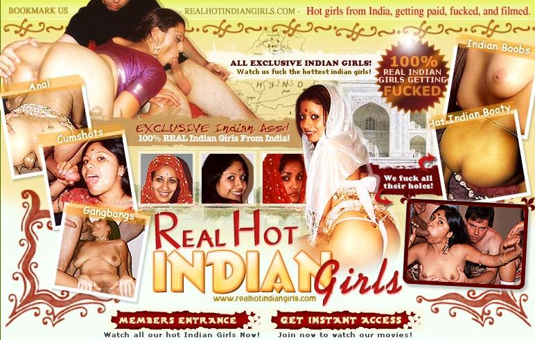 Real Hot Indian Girls